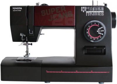Швейная машина Toyota Super J 26 - общий вид