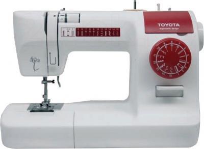 Швейная машина Toyota SPA 15R - общий вид