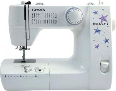 Швейная машина Toyota Oekaki - общий вид