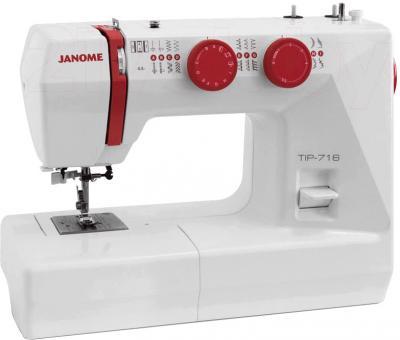 Швейная машина Janome Tip-716 - общий вид