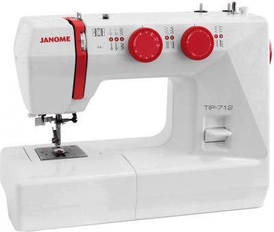 Швейная машина Janome Tip-712 - общий вид