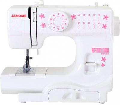 Швейная машина Janome Sew Mini Deluxe - общий вид