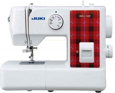 Швейная машина Juki HZL-12Z - общий вид