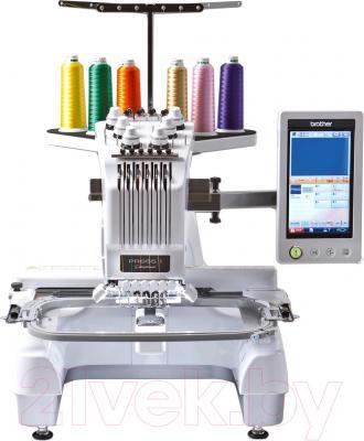 Вышивальная машина Brother PR-655e - общий вид