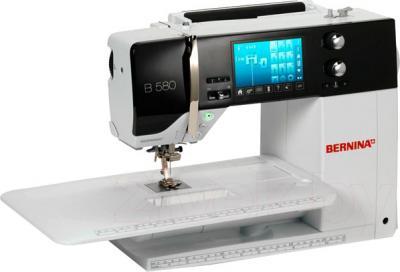 Швейно-вышивальная машина Bernina B 580 - общий вид