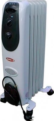Масляный радиатор General Climate NY15LA  - общий вид