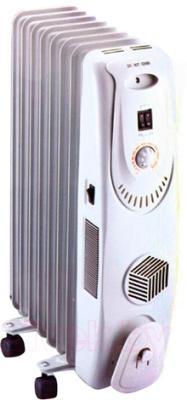 Масляный радиатор General Climate NY25LF - общий вид