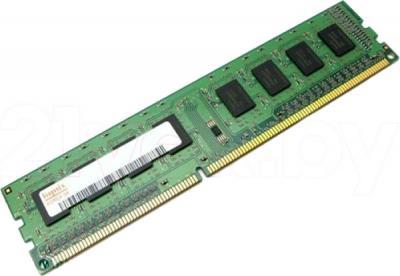 Оперативная память DDR3 Hynix H5TQ8G83MMR - общий вид