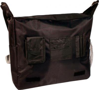 Молодежная сумка Paso 82-191D - карманы