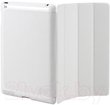 Чехол для планшета Cooler Master iPad Wake Up Folio White (C-IP2F-SCWU-WW)