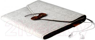 Чехол для планшета Cooler Master Elegance Collection - Cormo Sleeve (C-IP0V-WFCO-IU) - пример использования