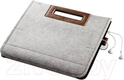 Чехол для планшета Cooler Master Elegance Collection - Afrino Folio (C-IP2F-WFAF-IU) - пример использования