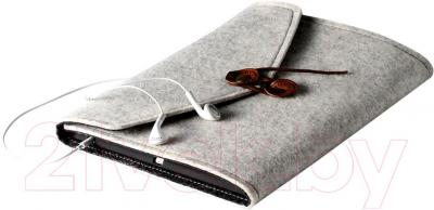 Чехол для планшета Cooler Master Elegance Collection-Bizet Folio (C-IP2F-WFBI-IU) - пример использования