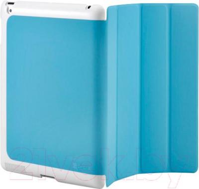 Чехол для планшета Cooler Master The new WAKE UP FOLIO Blue (C-IP3F-SCWU-BW)