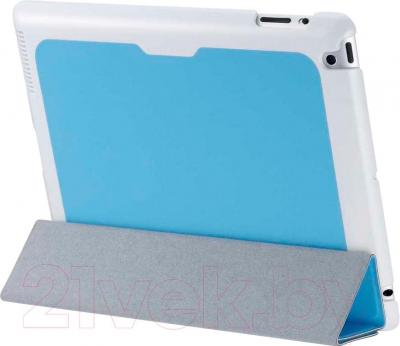 Чехол для планшета Cooler Master The new WAKE UP FOLIO Blue (C-IP3F-SCWU-BW) - пример использования
