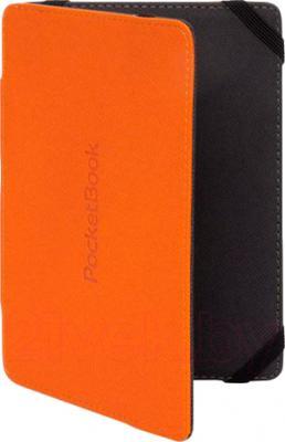 Электронная книга PocketBook Mini 515 (темно-зеленый, с чехлом) - чехол