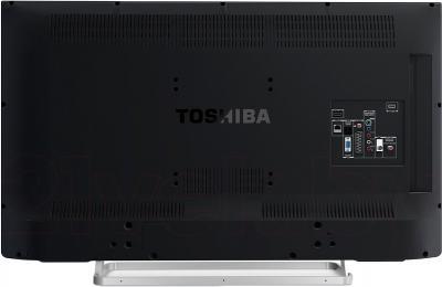 Телевизор Toshiba 42L7453RB - вид сзади