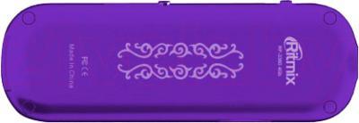 MP3-плеер Ritmix RF-3360 (4GB, фиолетовый) - вид сзади
