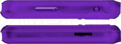 MP3-плеер Ritmix RF-3360 (4GB, фиолетовый) - вид сбоку