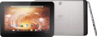 Планшет GoClever ORION 100 8GB (R1041) - вид панелей корпуса