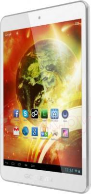 Планшет GoClever QUANTUM 785 8GB White (A7821) - общий вид