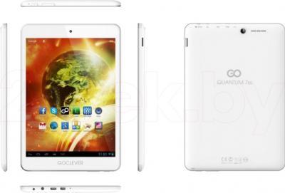 Планшет GoClever QUANTUM 785 8GB White (A7821) - вид панелей корпуса