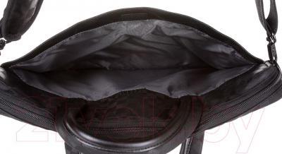 Сумка для ноутбука Continent CC-036  (черный) - карман