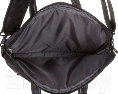 Сумка для ноутбука Continent CC-036  (черный) - основной карман