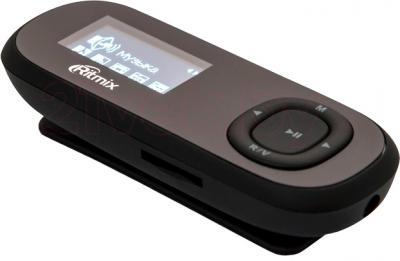 MP3-плеер Ritmix RF-3400 (4GB, черный) - общий вид