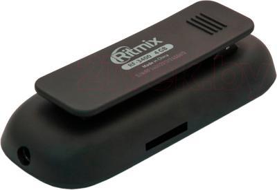 MP3-плеер Ritmix RF-3400 (4GB, черный) - вид сзади