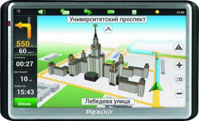 GPS навигатор Prology iMAP-5600 - общий вид
