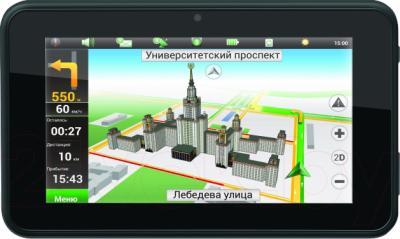 GPS навигатор Prology iMap-7750Tab - фронтальный вид