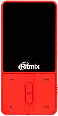 MP3-плеер Ritmix RF-4550 (4GB, красный) - общий вид