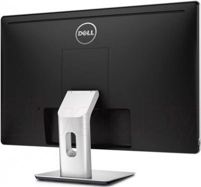 Монитор Dell UZ2715H - вид сзади