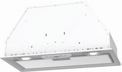 Вытяжка скрытая KRONAsteel Mini 60 Slider (белый) - общий вид