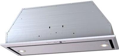 Вытяжка скрытая KRONAsteel Monika 90 (нержавеющая сталь) - общий вид