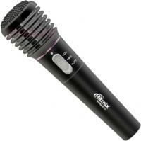 Микрофон Ritmix RWM-100 (черный) -