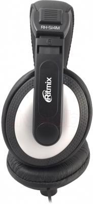 Наушники-гарнитура Ritmix RH-514M - вид сбоку