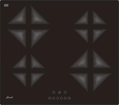 Индукционная варочная панель Fornelli PIA 60 Segreto - общий вид