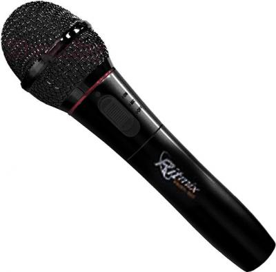 Микрофон Ritmix RWM-101 (черный) - общий вид