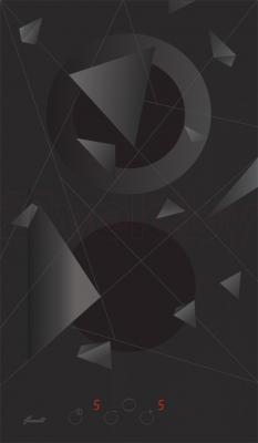 Электрическая варочная панель Fornelli PV 3012 Fresco - общий вид