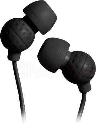 Наушники Ritmix RH-015 (черный) - общий вид