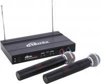 Микрофон Ritmix RWM-221 (черный) -