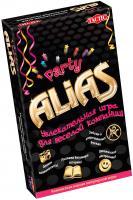 Настольная игра Tactic Алиас. Вечеринка / Party Alias (компактная) -
