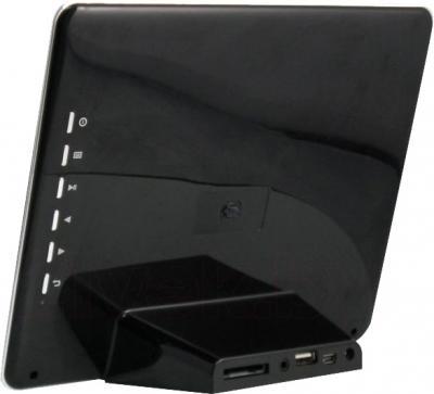 Цифровая фоторамка Ritmix RDF-818D - вид сзади