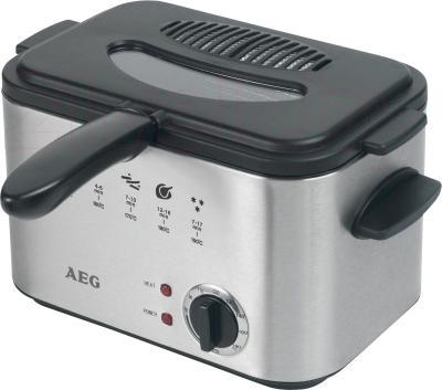 Фондю-фритюрница AEG FFR 5551 (Inox) - общий вид