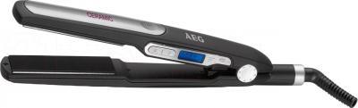 Выпрямитель для волос AEG HC 5585 (черный) - общий вид