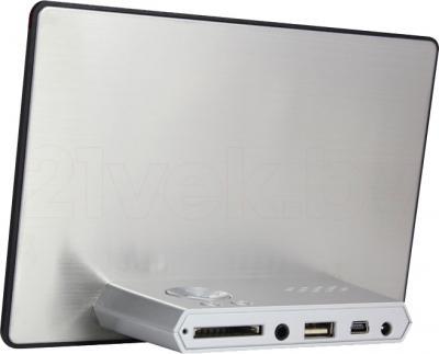 Цифровая фоторамка Ritmix RDF-UX7 - вид сзади