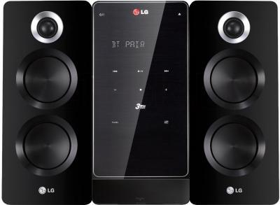 Микросистема LG CM2640 - вид спереди