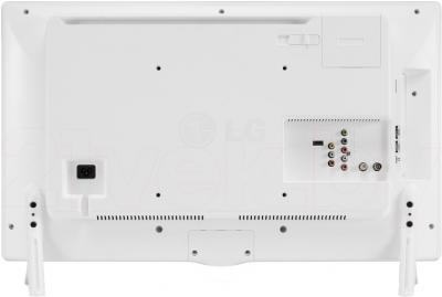 Телевизор LG 42LB628V - вид сзади